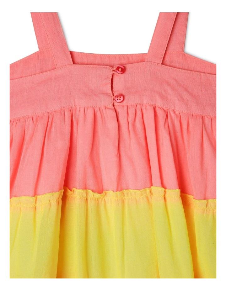 Woven Rainbow Dress image 4