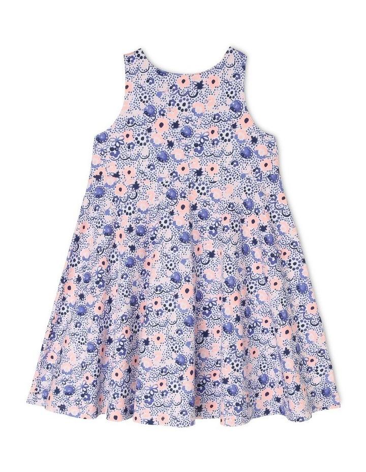 Knit Dress with Circle Skirt image 1