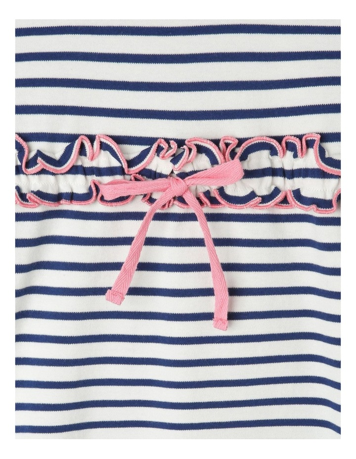 Knit Tie Waist Dress image 3