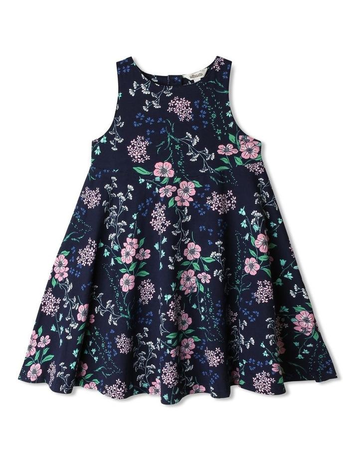 Sleeveless Knit Swing Dress image 1