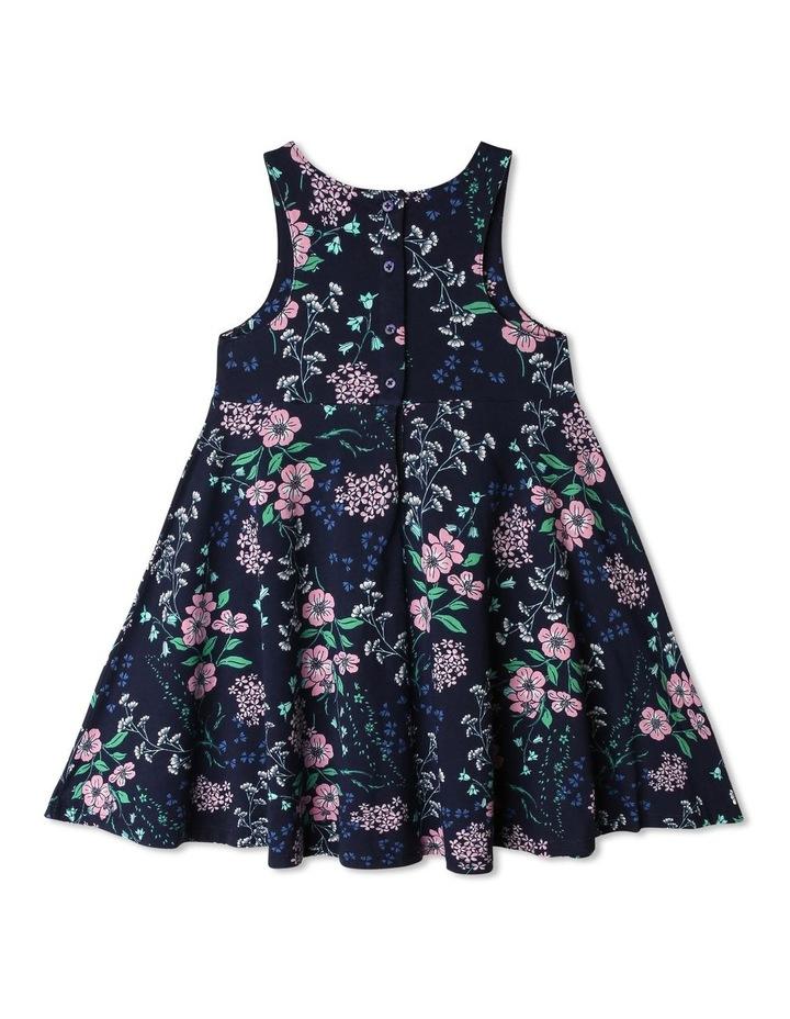 Sleeveless Knit Swing Dress image 2