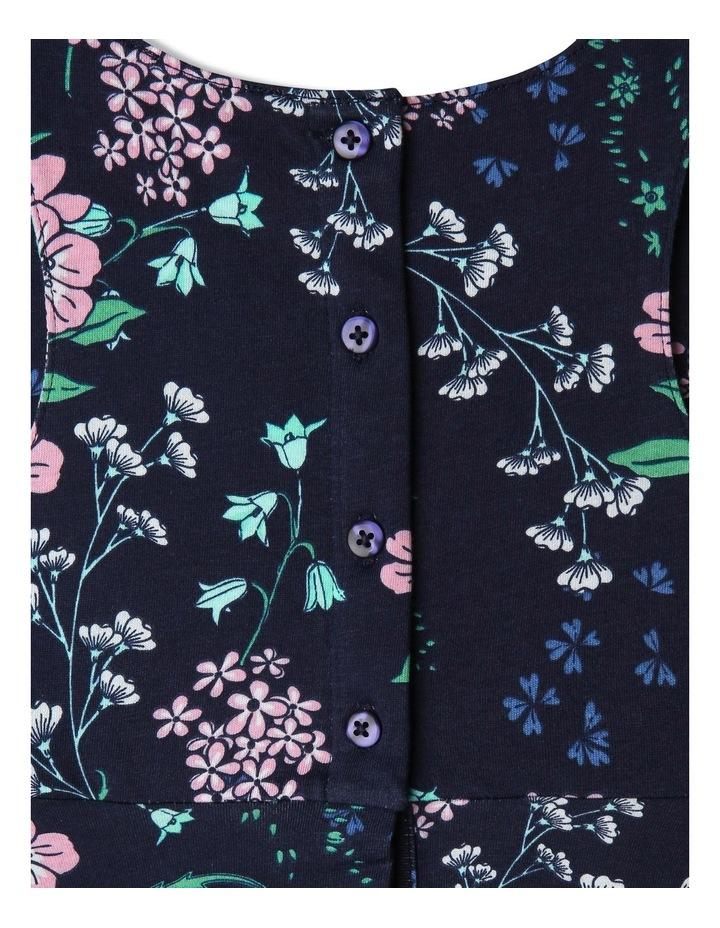 Sleeveless Knit Swing Dress image 4