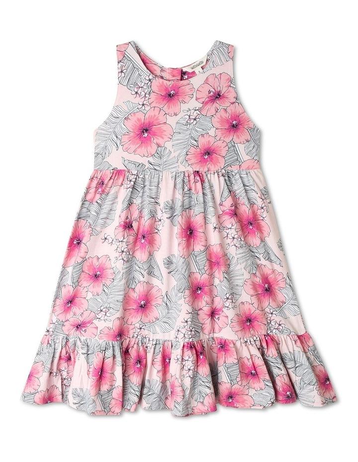 Babydoll Dress with Gathered Skirt image 1