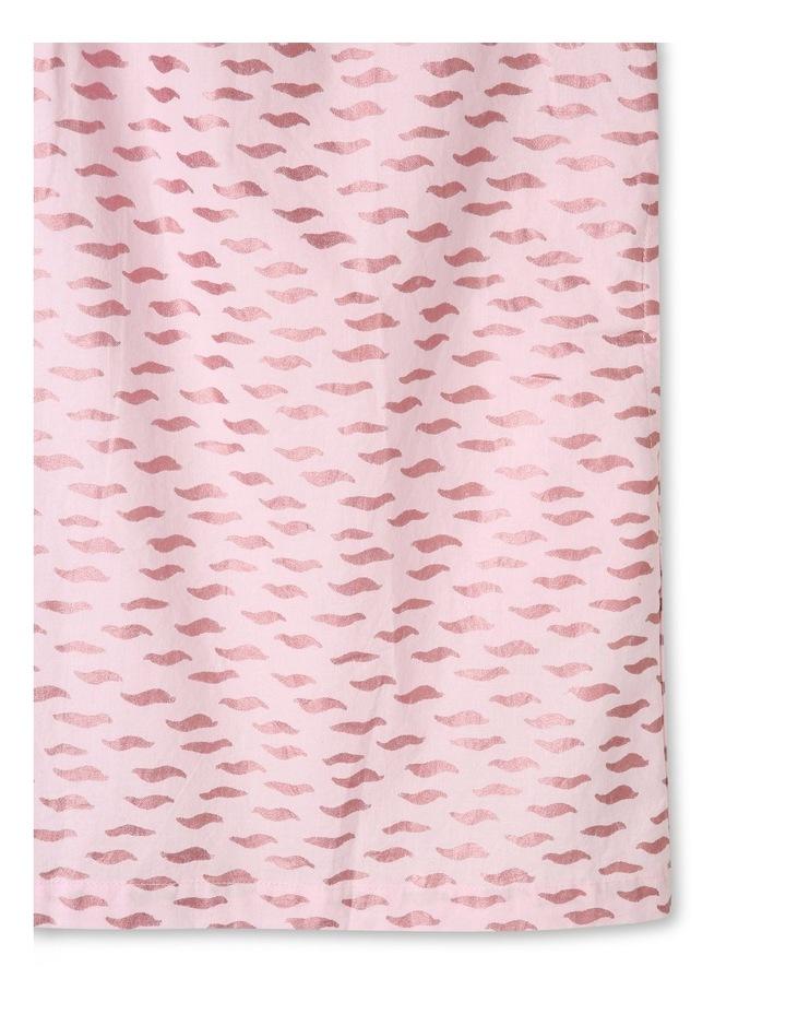 Woven Asymetric A-Line Dress image 4