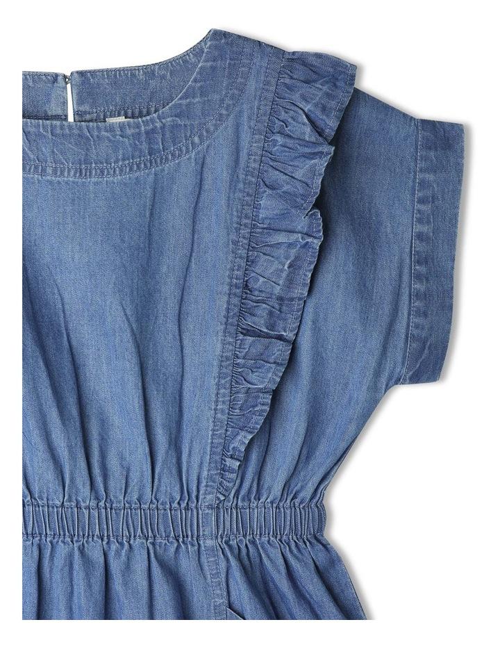 Extended Shoulder Dress image 2
