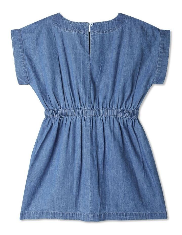 Extended Shoulder Dress image 3