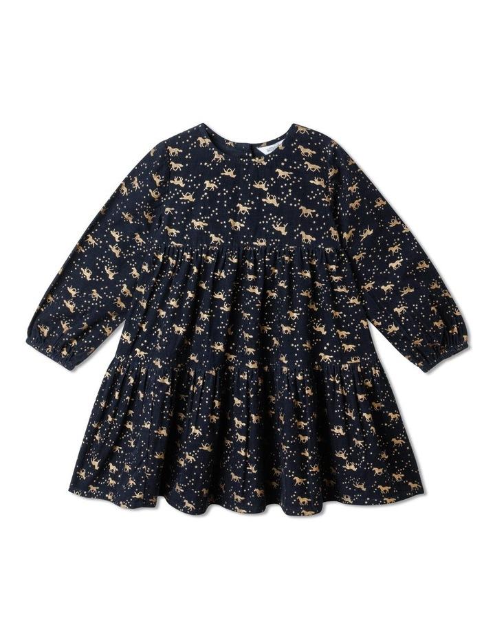 Babycord Multi-Tier Dress image 1