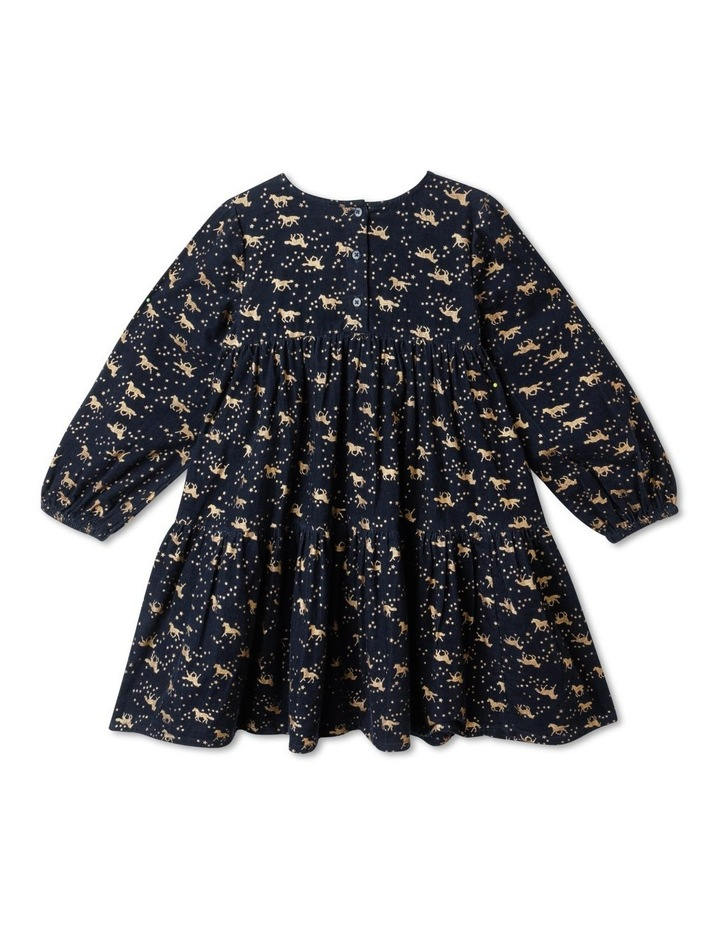 Babycord Multi-Tier Dress image 4