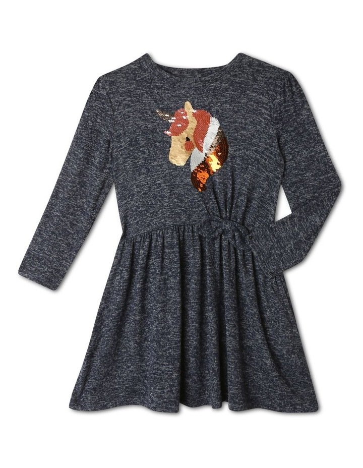 Tie Front Unicorn Dress image 2