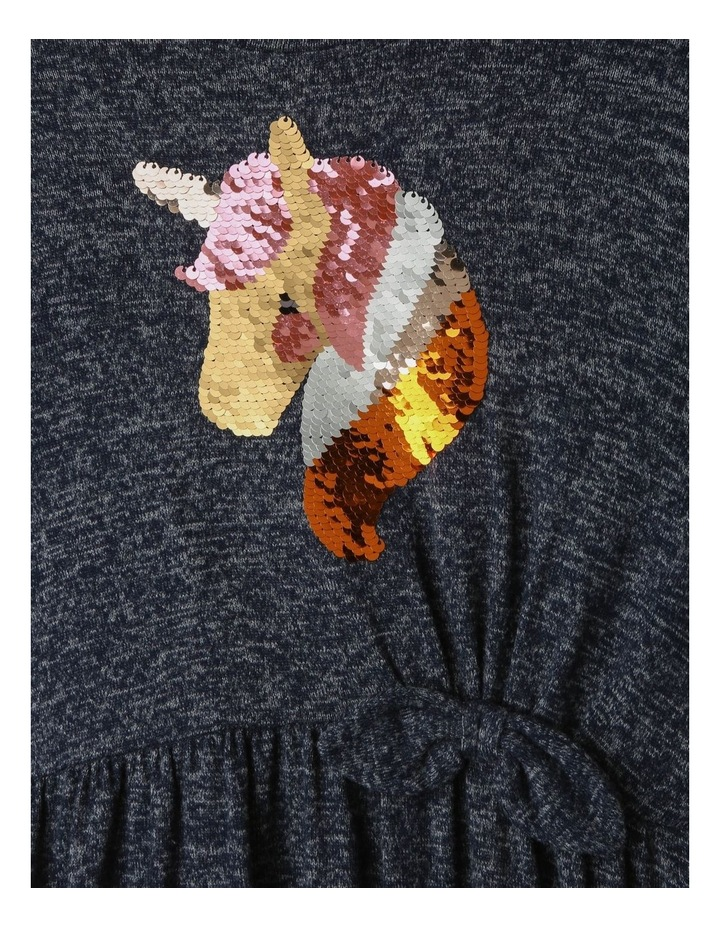Tie Front Unicorn Dress image 3