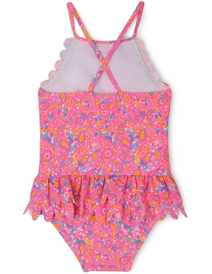 Frill One Piece Bather - Chlorine Resistant image 2