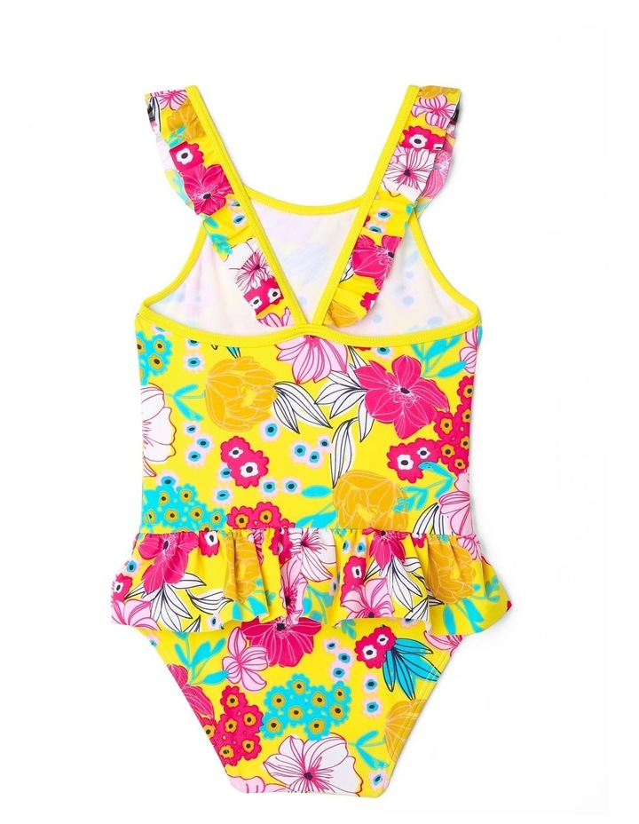 Frill Neck One Piece Bather image 2