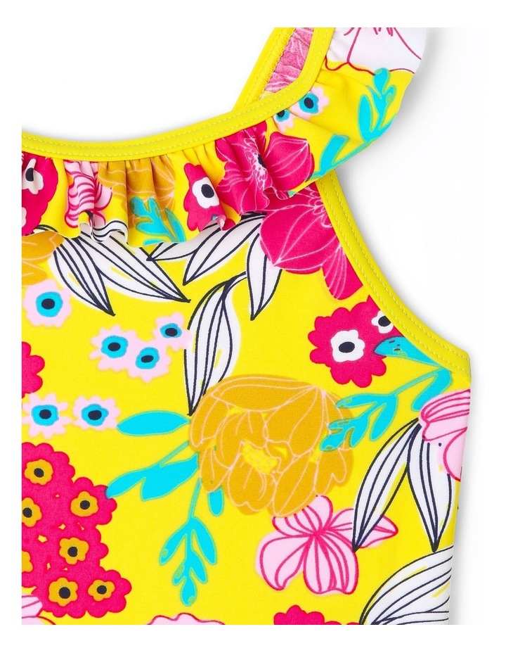 Frill Neck One Piece Bather image 3