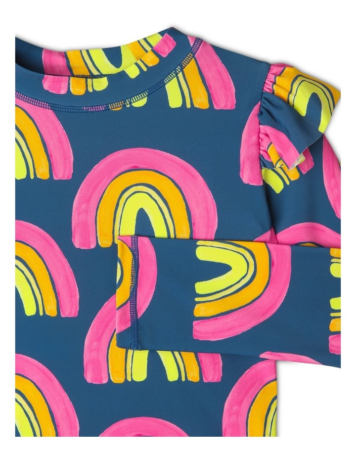 Long Sleeve Ruffle Rashie Set image 2
