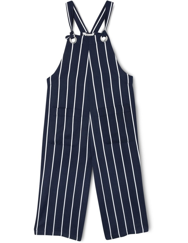Woven Tie Overall image 1