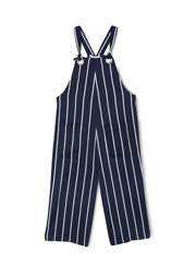 Woven Tie Overall