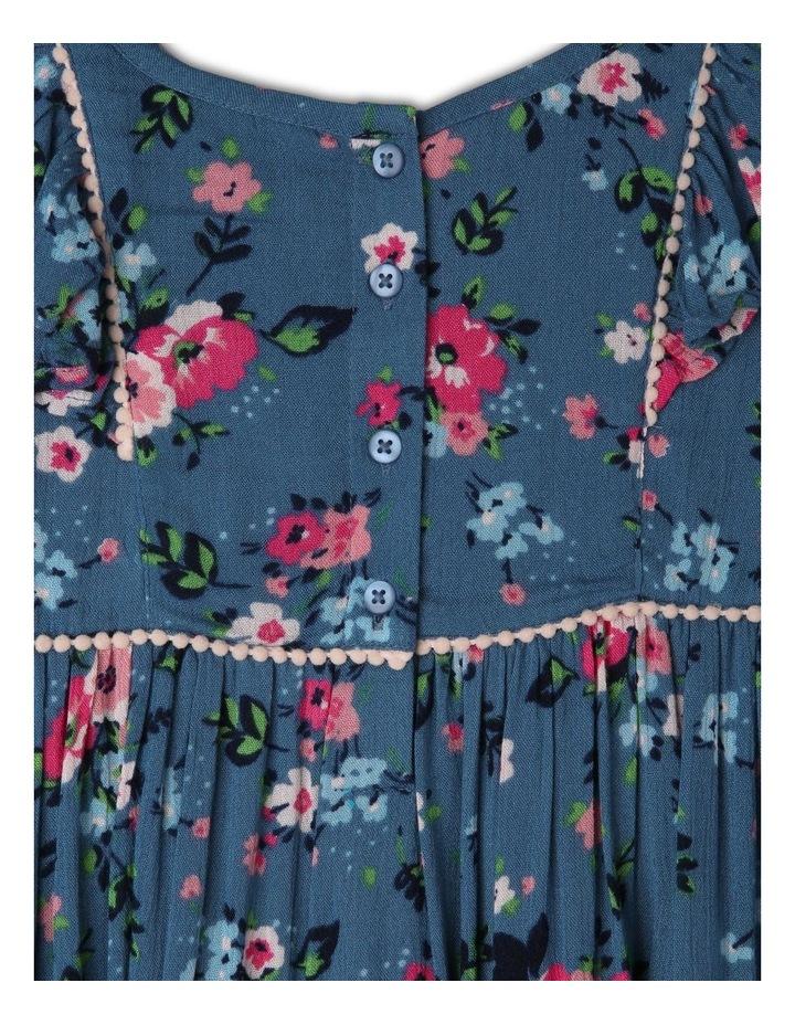 Long Sleeve Woven Dress image 3