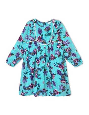 36183261af6 Milkshake Long Sleeve Woven Dress