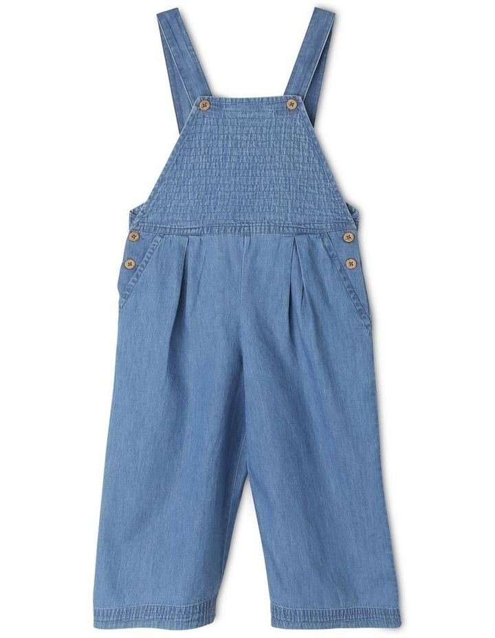 Chambray Jumpsuit image 1