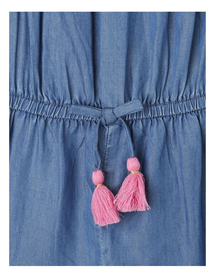 Chambray Jumpsuit image 3