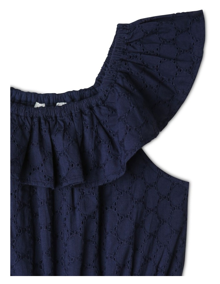 Woven Broderie Playsuit image 2