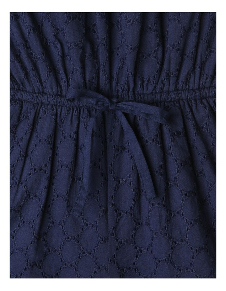 Woven Broderie Playsuit image 4