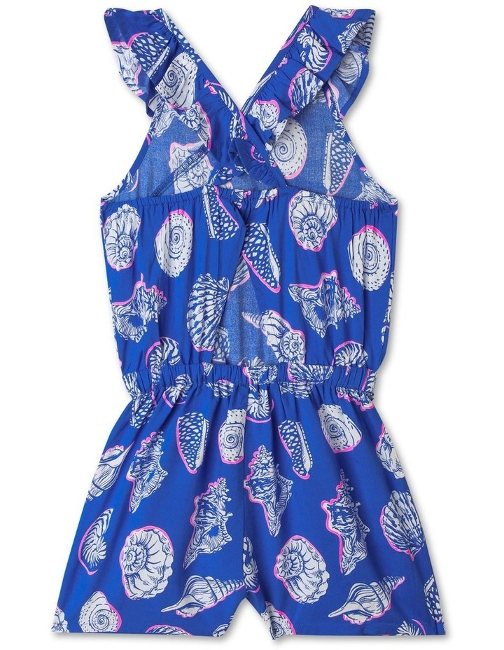Woven Ruffle Front Playsuit image 2