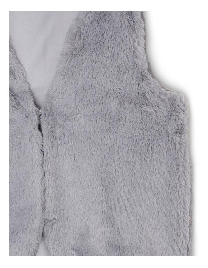 Fur Vest image 2