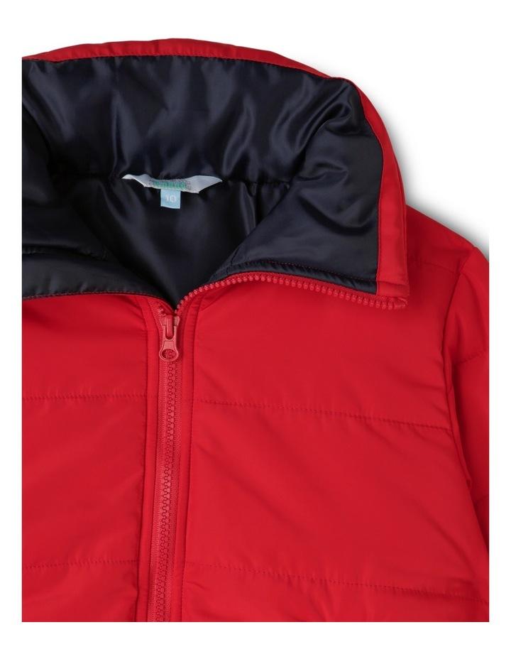 Colour Block Puffer Jacket image 2