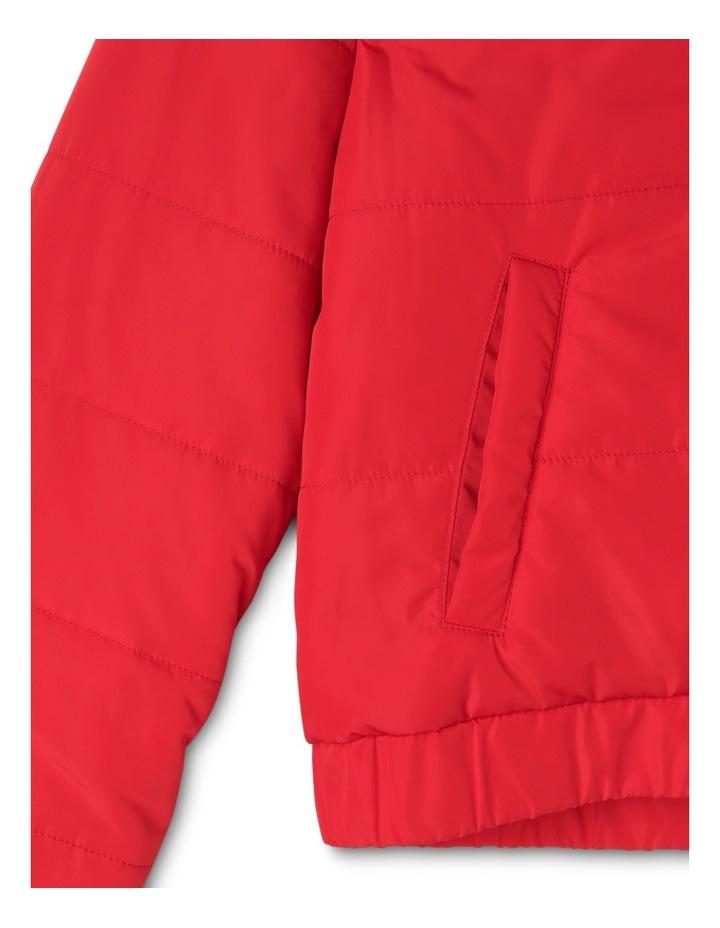 Colour Block Puffer Jacket image 3