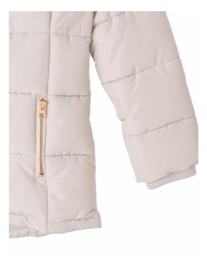 Long Puffer Jacket image 4