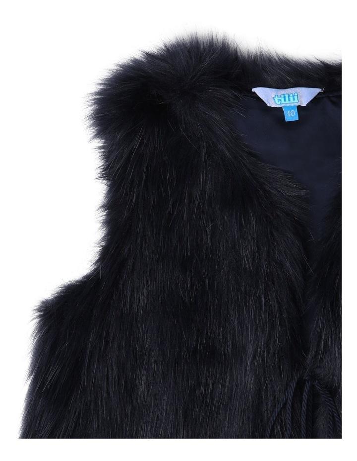 Faux Fur Vest image 2