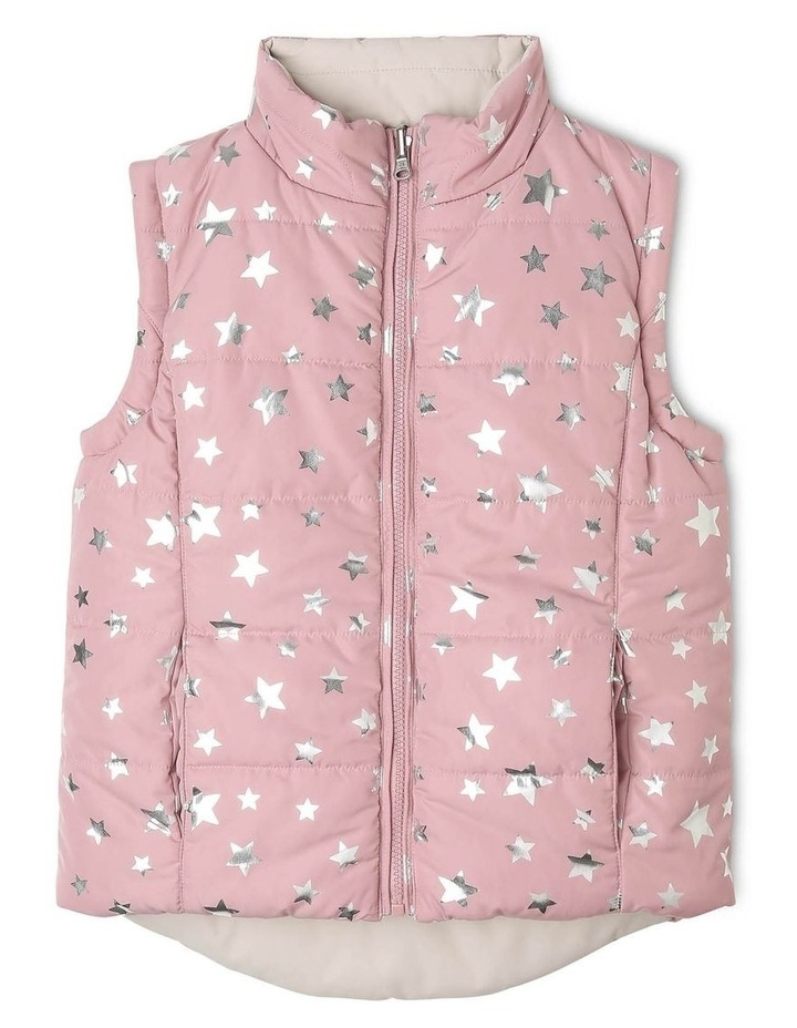Reversible Puffer Vest image 1