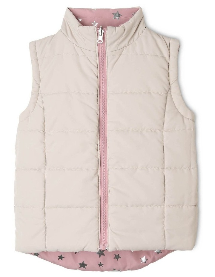 Reversible Puffer Vest image 2