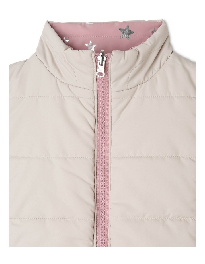 Reversible Puffer Vest image 5