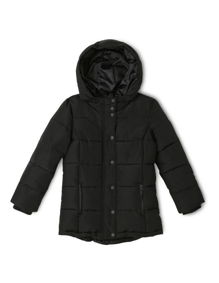 Long Puffer Jacket image 1