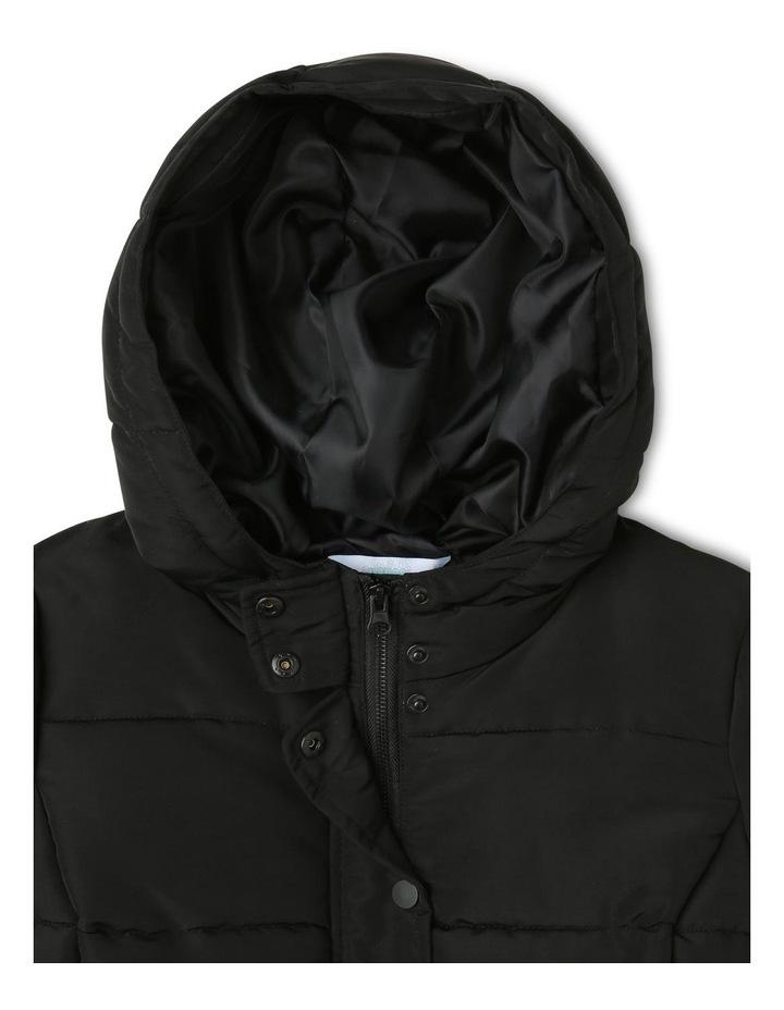 Long Puffer Jacket image 2