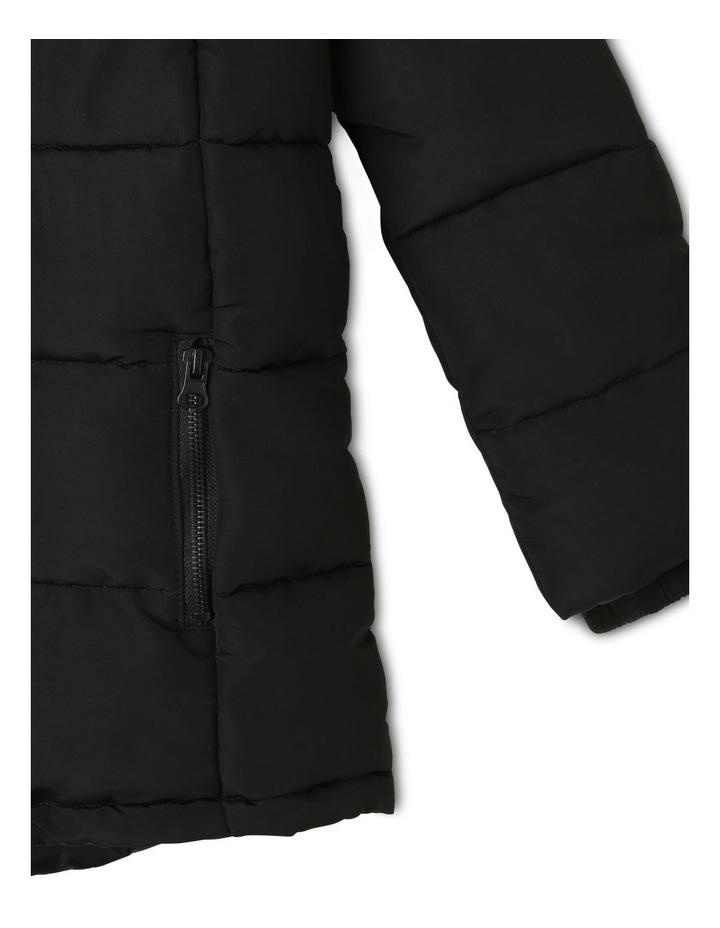 Long Puffer Jacket image 3