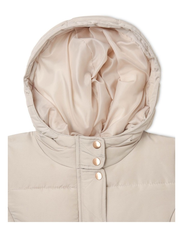 Hooded Puffer Jacket image 3