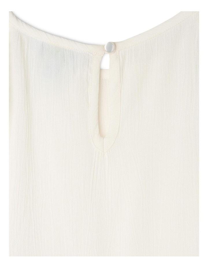 Woven Lace Trim Singlet image 4
