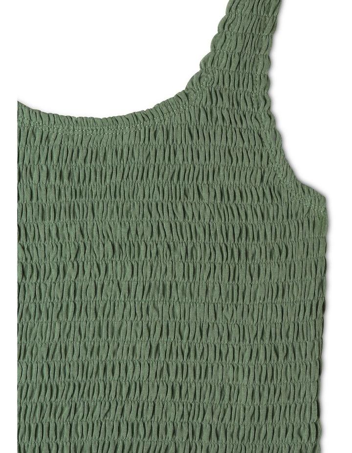 Knit Shirred Singlet image 2