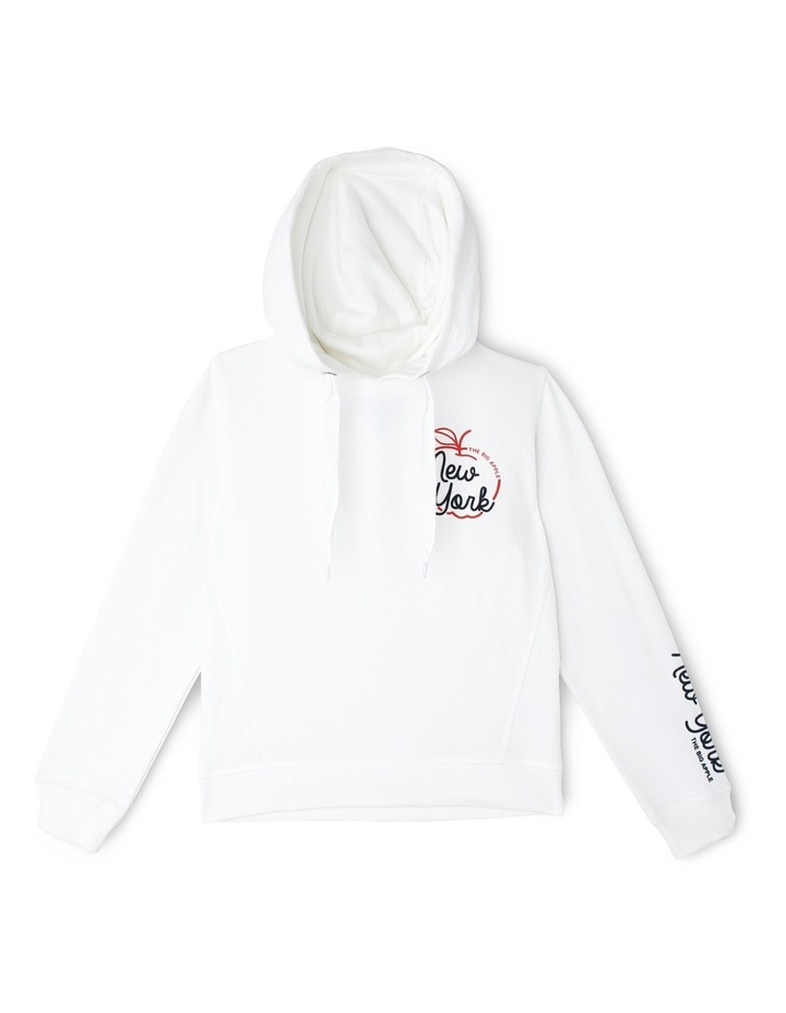 Essentials Hooded Sweat image 1