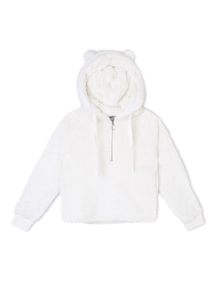 Teddy Pullover Sweat image 1