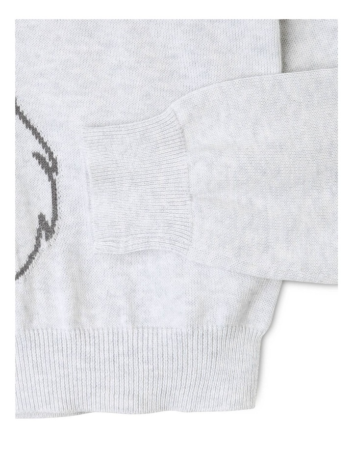 Knitted Bunny Hoody image 3