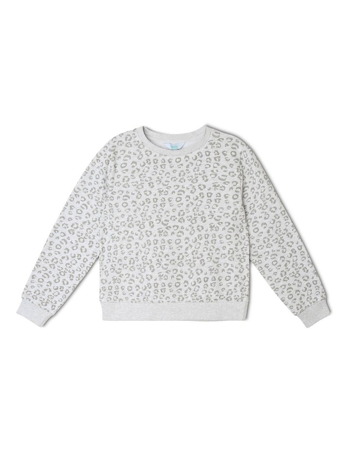 Essential Crew Sweat-Top image 1