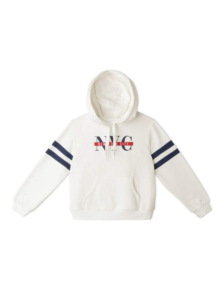 Essentials Hooded Sweat Top image 1