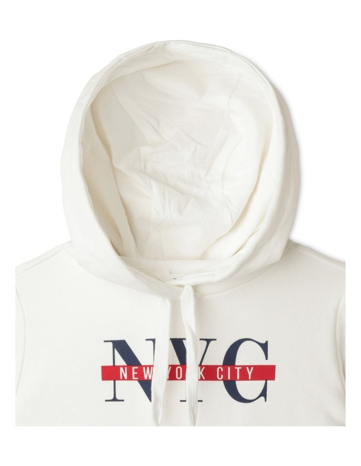 Essentials Hooded Sweat Top image 5