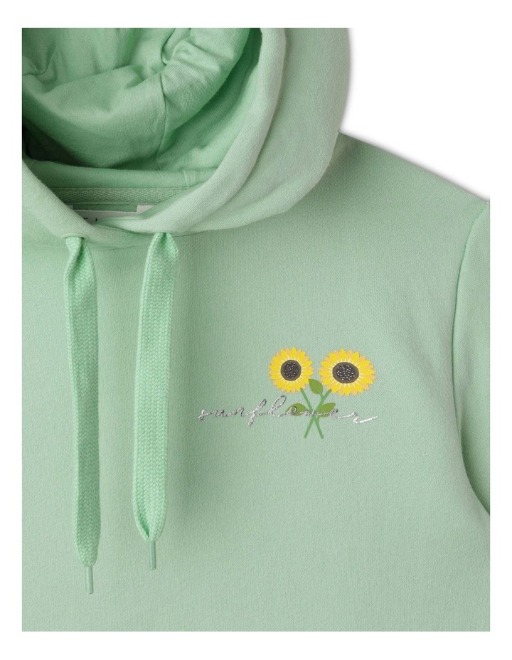 Essentials Hooded Sweat Top image 2