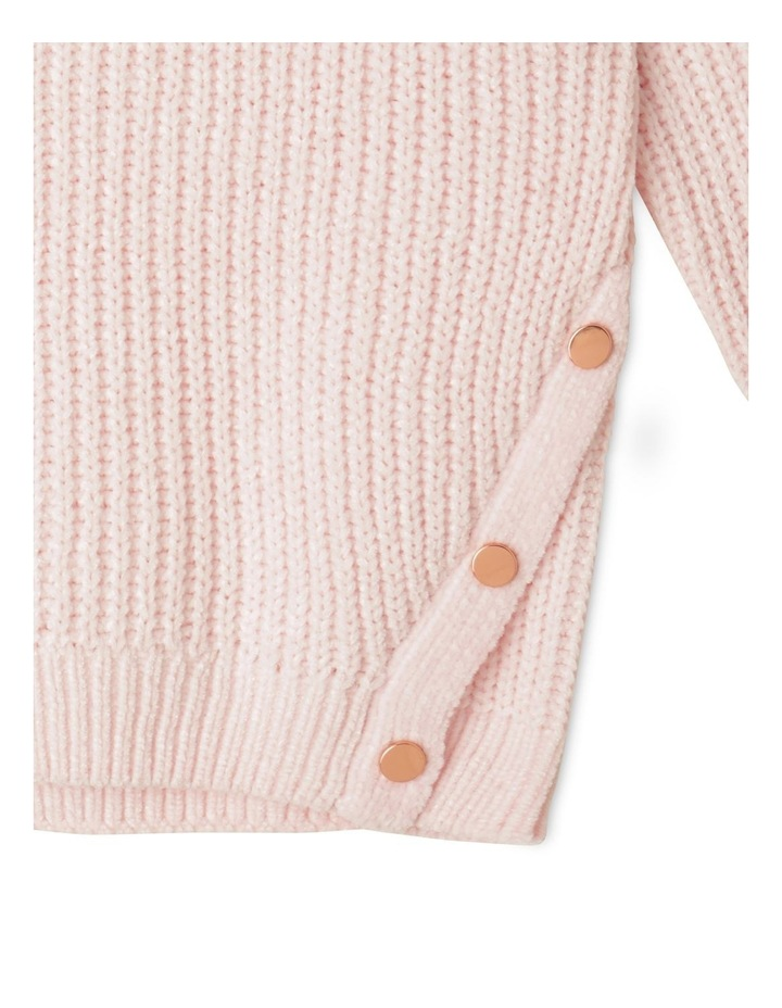 Chenille Roll Neck Jumper image 2