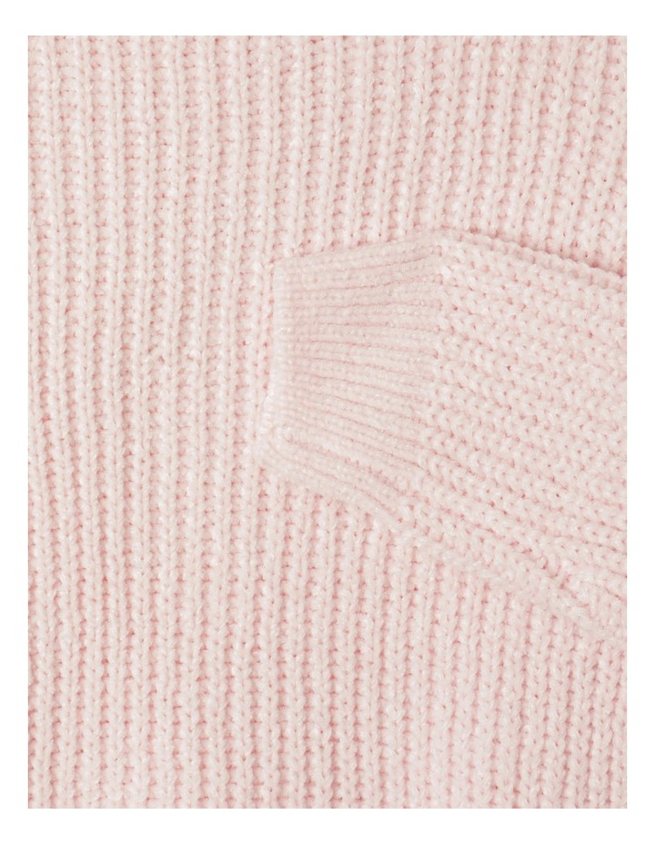 Chenille Roll Neck Jumper image 4